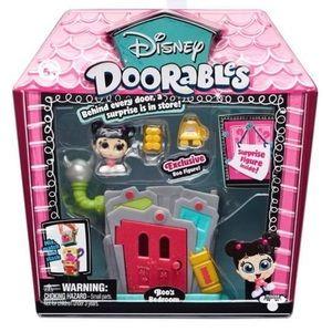 Disney Doorables Mini Stack Playset -Monster's Inc